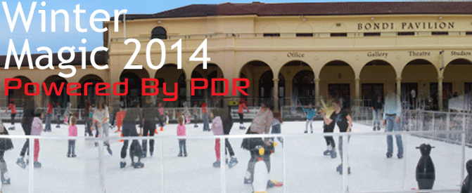 Bondi Beach Ice Rink – 2014