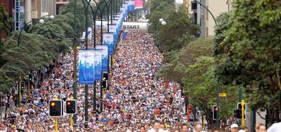 Congratulations to the City to Surf entrants