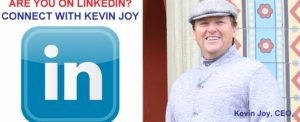 Do you know Kevin Joy?