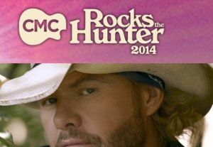 CMC Rocks the Hunter