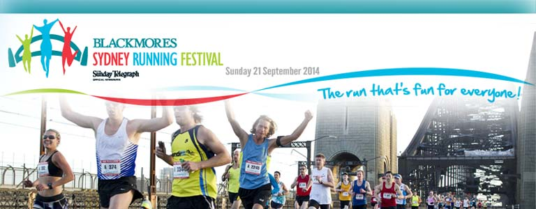 You are currently viewing Sydney Running Festival 2014