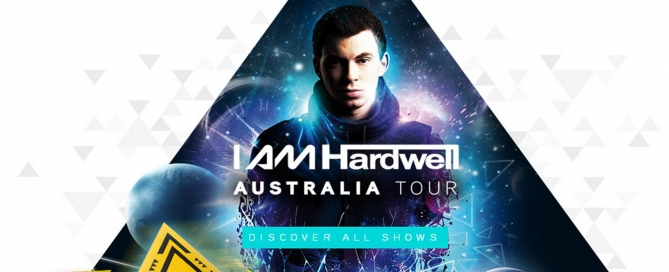 Get your tix for I am Hardwell